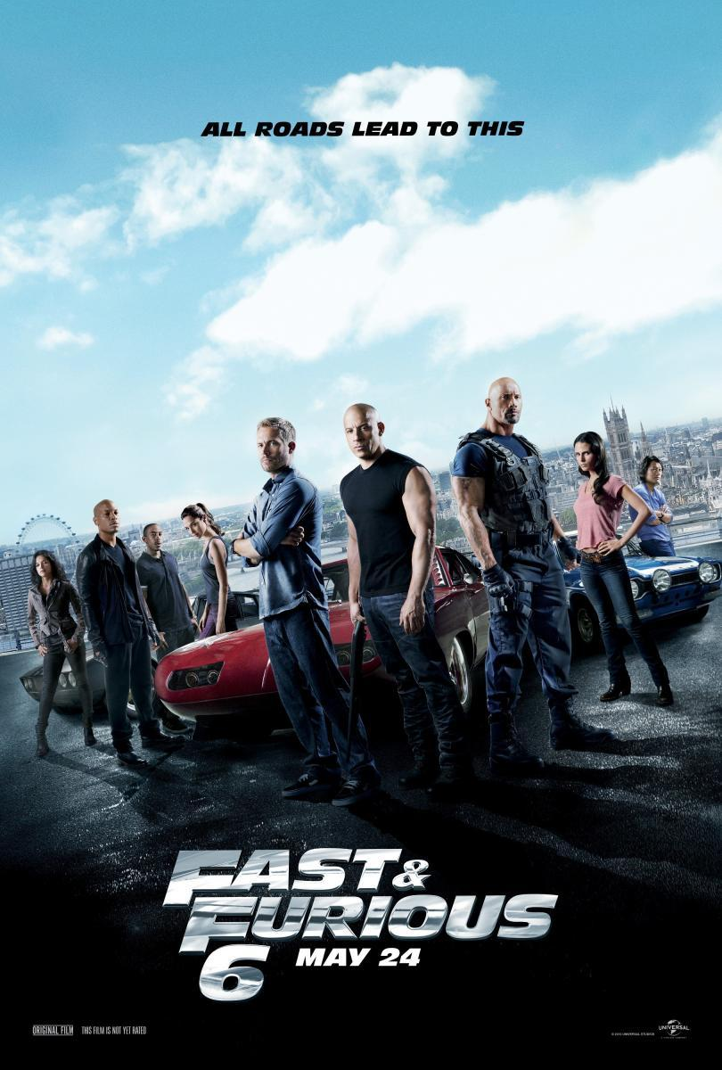 fast furious 6 a todo gas 6 2013 filmaffinity. Black Bedroom Furniture Sets. Home Design Ideas