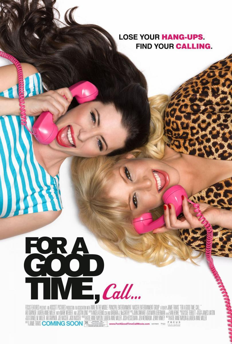 For a Good Time Call 736285226 large For a Good Time, Call... [2012] [BluRay RIP] [Castellano]