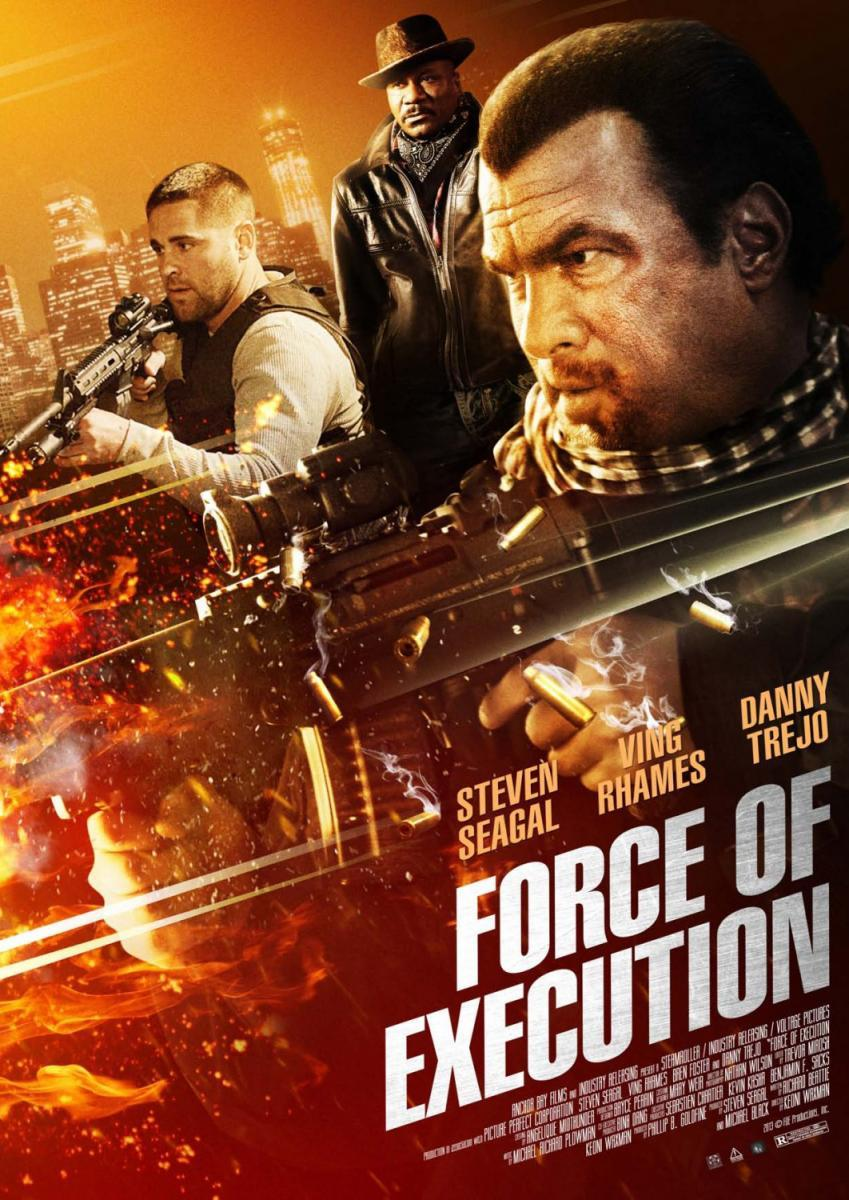 Force of Execution – Dvd5