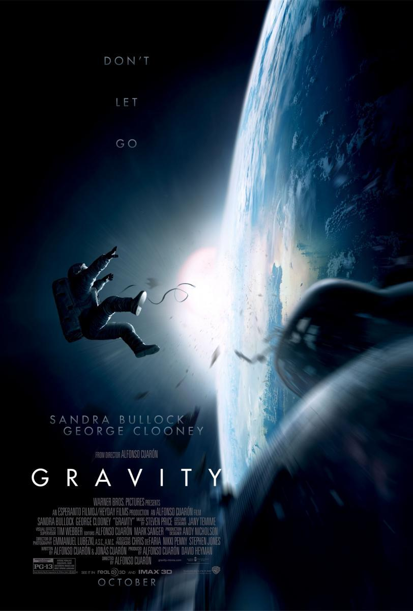 Gravity [2013][CAM Screener][Castellano] (peliculas hd )