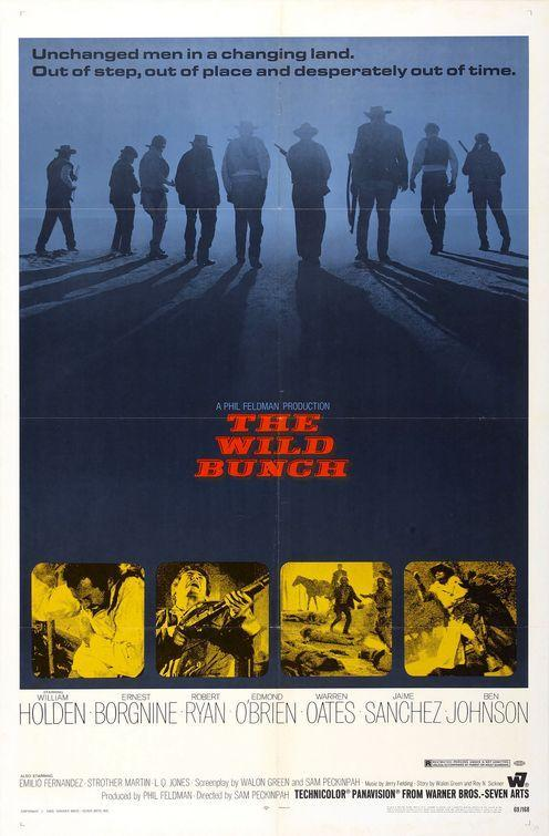 Jerry Fielding - The Wild Bunch