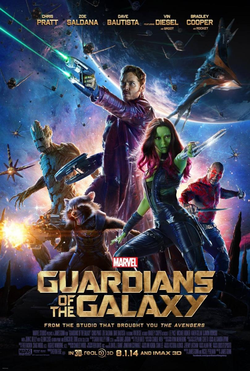 Guardians of the Galaxy – DVD5 – Ingles Sub