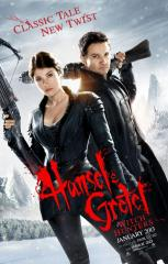Hansel &amp; Gretel: Cazadores de brujas