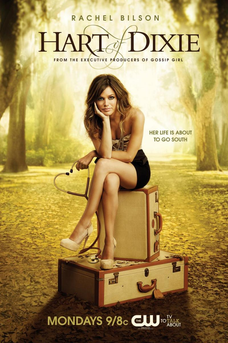 Hart of Dixie  Season 1-2