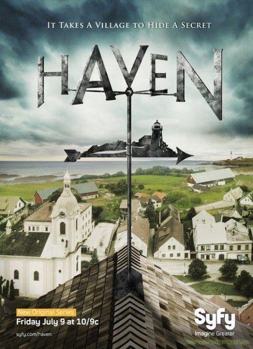 Download Filme Haven   1ª à 2ª Temporada (Legendado)