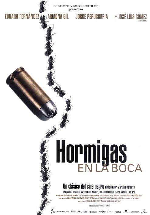 Hormigas en la boca movie