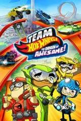 Team Hot Wheels The Origin of Awesome (2014) DVDRip
