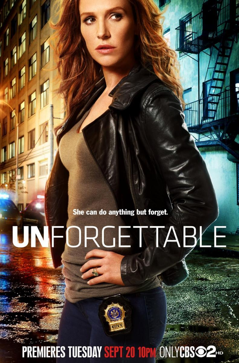 Unforgettable 3x03 Esp Dsiponible