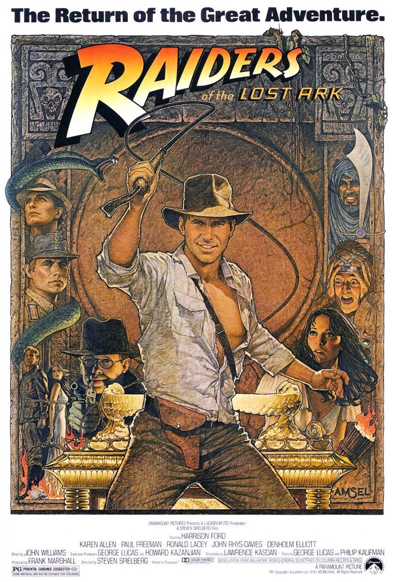 essay on indiana jones raiders of the lost ark Read the empire review of empire essay: indiana jones and the raiders of the lost ark find out everything you need to know about the film from the world's biggest movie destination.