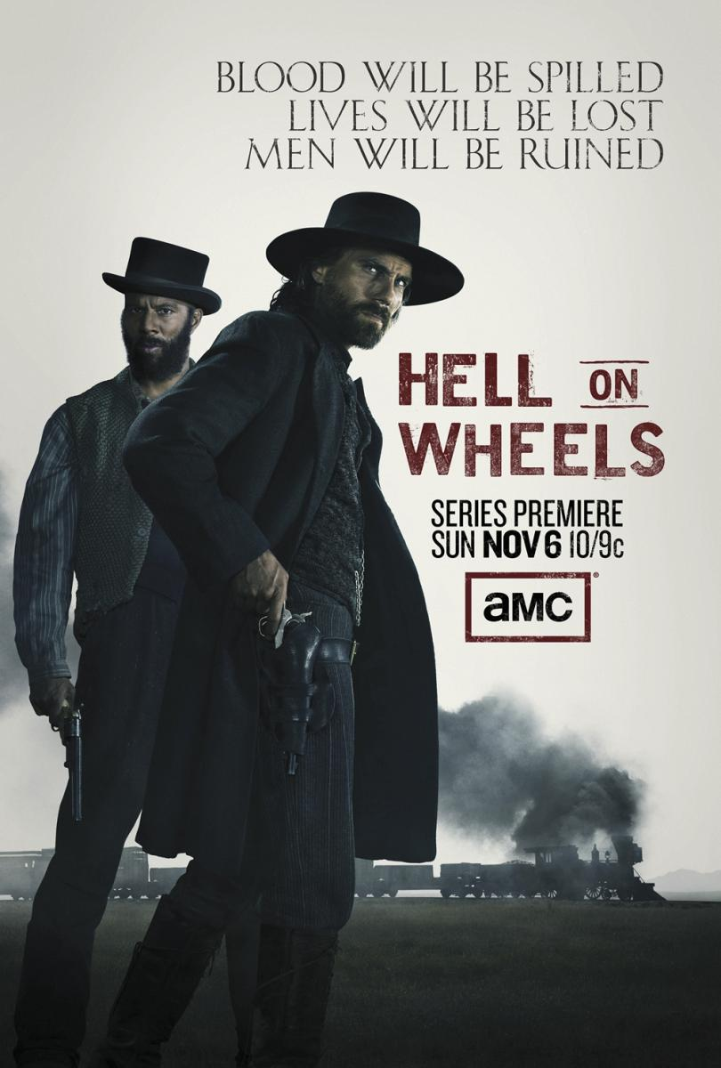 Hell on Wheels 4x08 Vose Disponible
