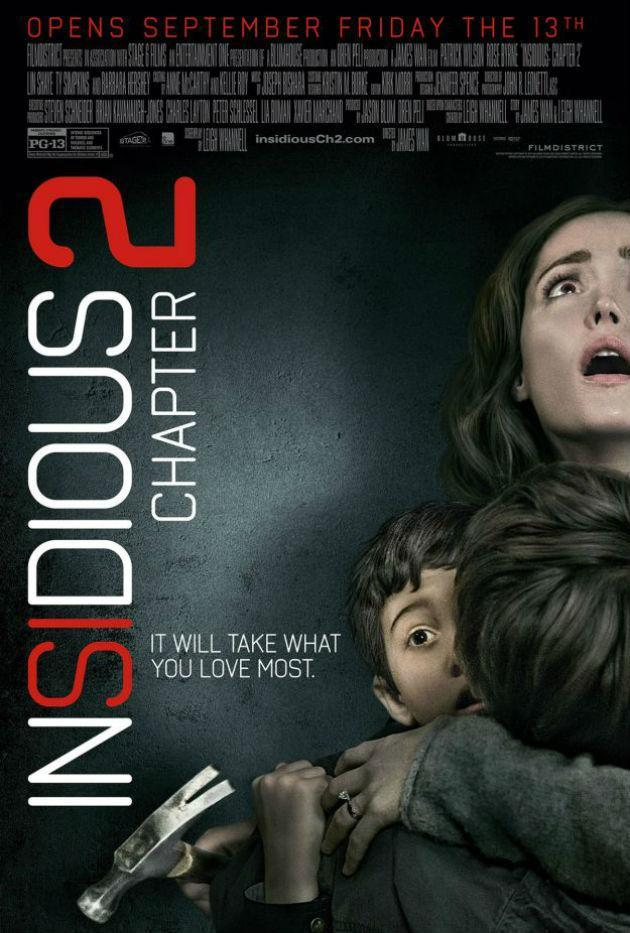 Insidious: Chapter 2 [BD25][Latino]