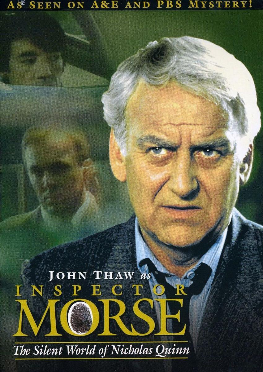 inspector morse The official site for masterpiece on pbs view the broadcast schedule, watch full episodes, clips and more from the acclaimed drama series.