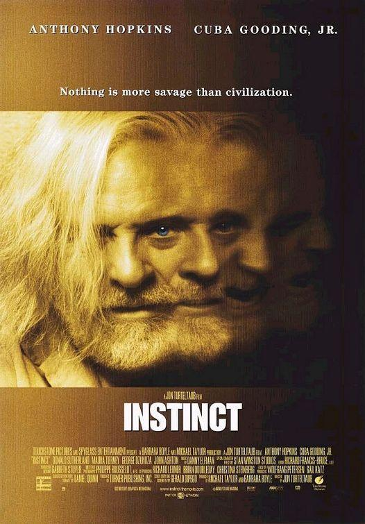 Anthony Hopkins - Instinto | 1999 | Latino | MEGA