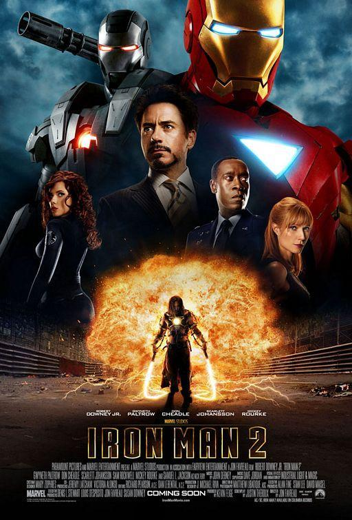 Iron Man 2 – DVDRIP LATINO