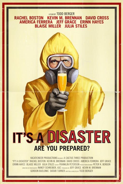 It's a disaster (Comedia) VO-sub DVDRip {2012}
