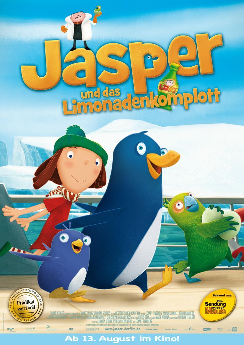 Jasper: Journey to the End of the World movie