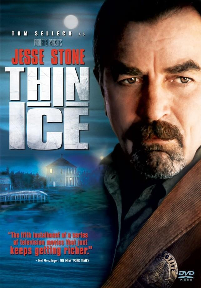 Jesse Stone Thin Ice TV 351532427 large Jesse Stone: Thin Ice [DVDRip] [2009] [Castellano]