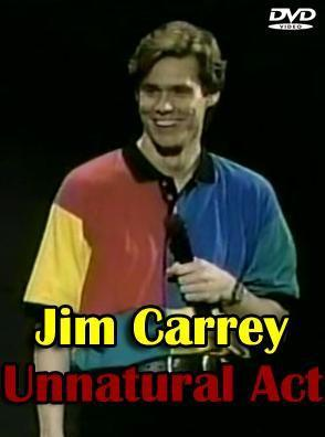 Jim Carrey: The Un-Natural Act