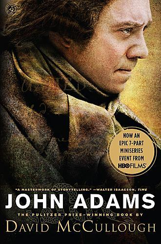 john adams by david mccullough thesis