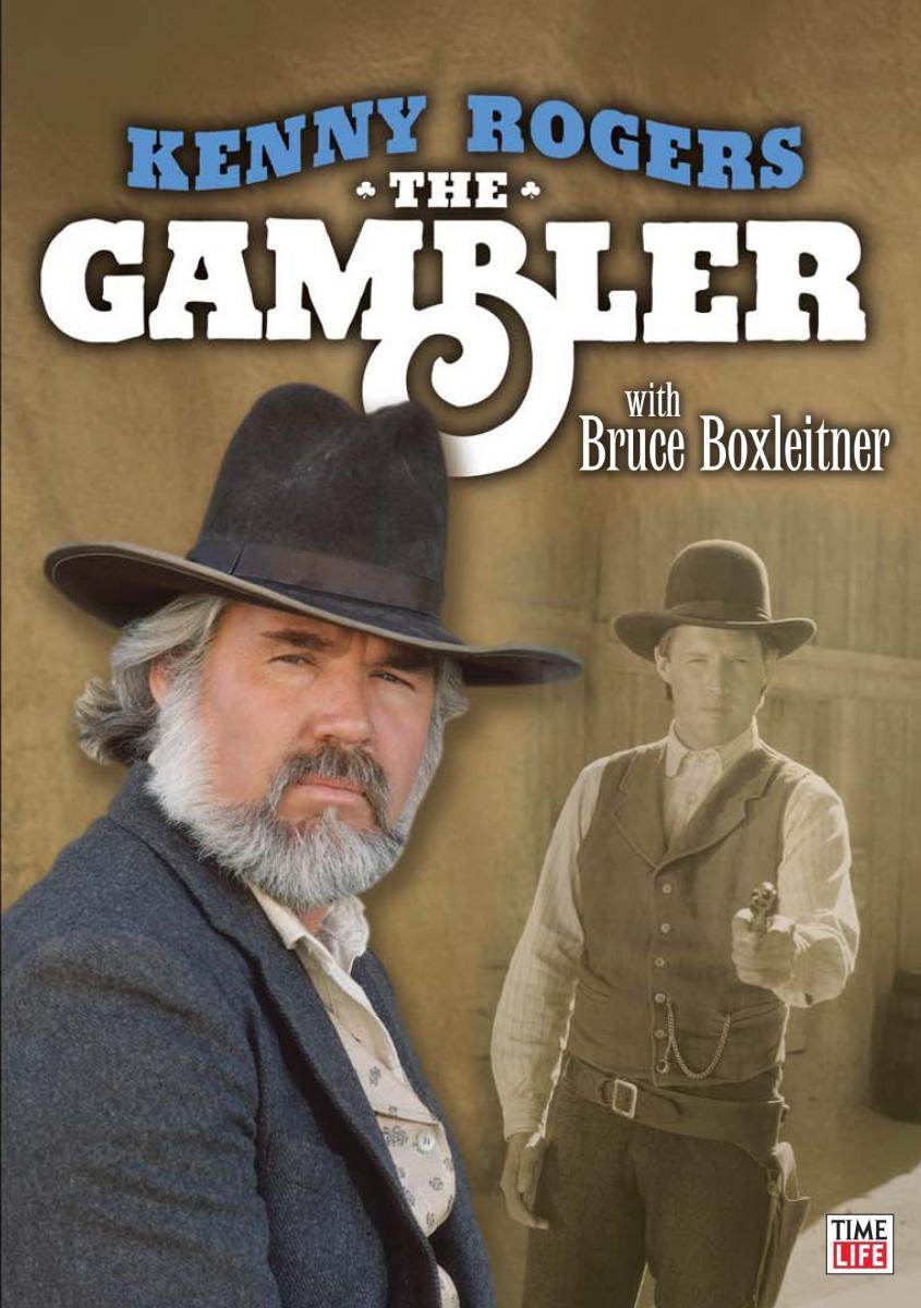 Kenny Rogers as The Gambler (TV) - Poster / Main Image