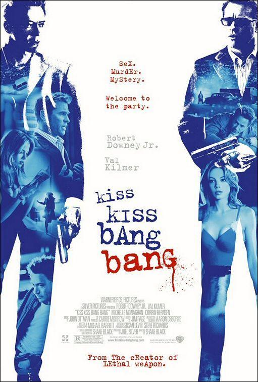 Kiss Kiss Bang Bang [DVD9] [Latino]