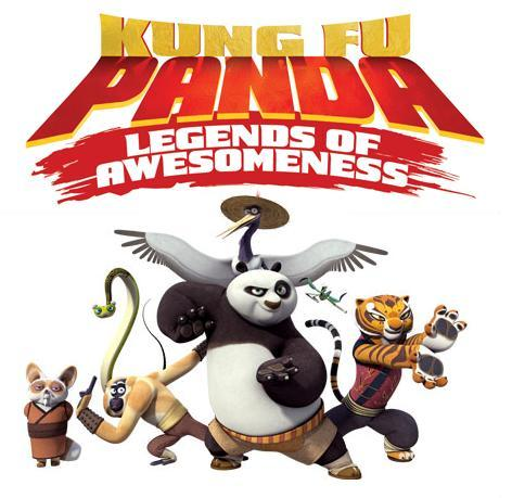 Kung Fu Panda Season 1-2