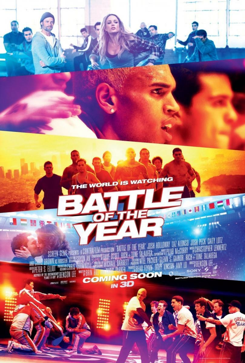 Battle of the Year: The Dream Team [Latino]