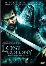 La colonia perdida (Fantasmas de Roanoke) (TV)(Hdrip)(Castellano)