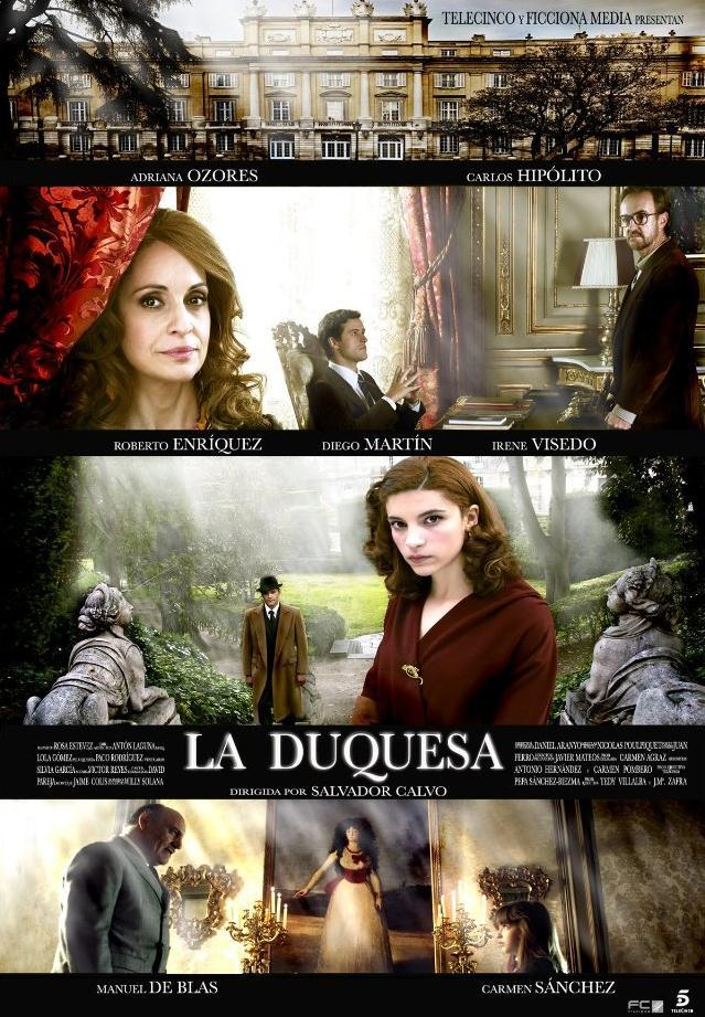 La duquesa (Miniserie) Esp completa Disponible