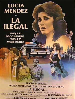 La ilegal movie