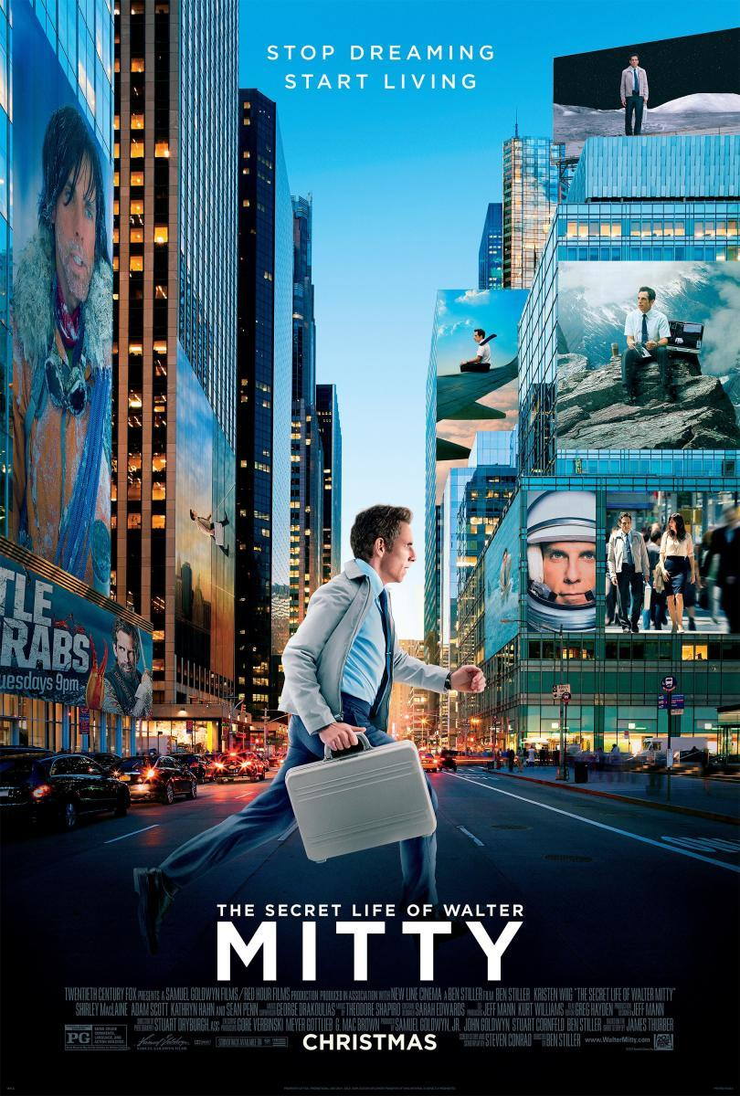 ver pelicula La vida secreta de Walter Mitty - The Secret Life of Walter Mitty online gratis hd