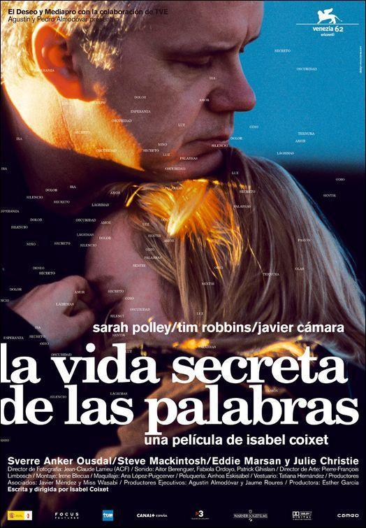 La vida secreta de las palabras The Secret Life of Words 736967455 large La vida secreta de las palabras (2005) Español