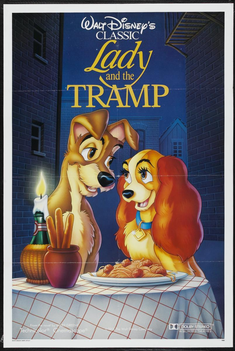 Lady and the Tramp (1955) - FilmAffinity