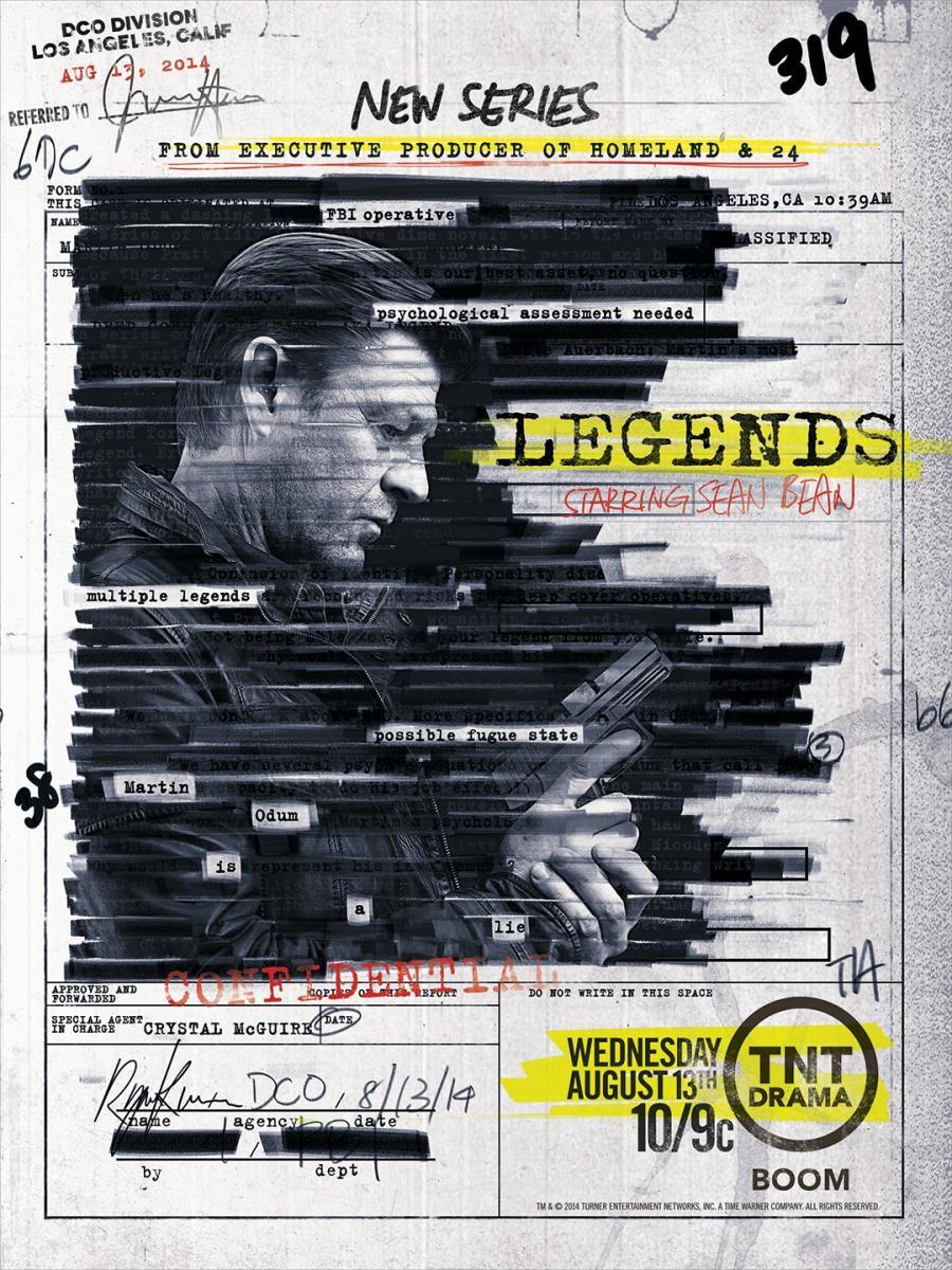 Legends (2014) 1x06 Vose Disponible