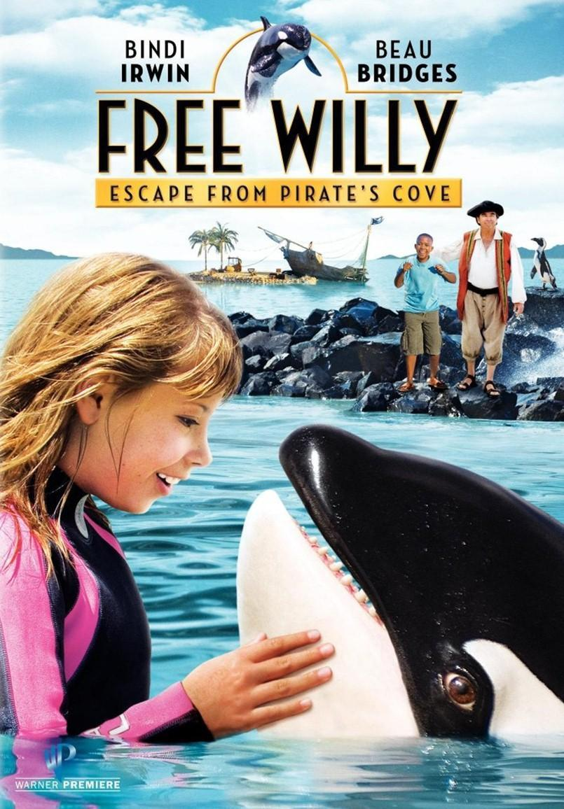Free Willy: Escape from Pirate's DVD5