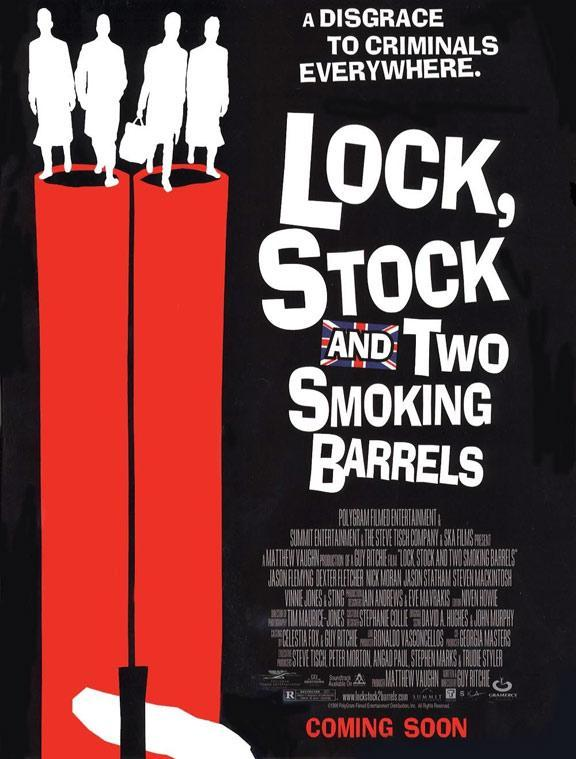lock and stock and two smoking barrels