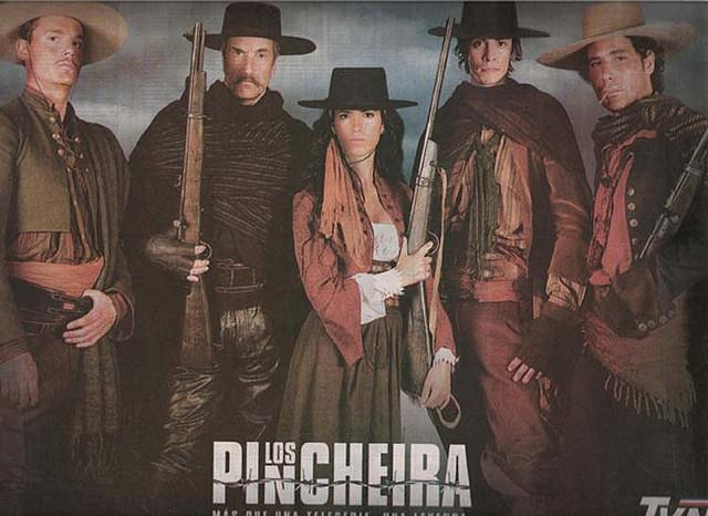 Los pincheira movie