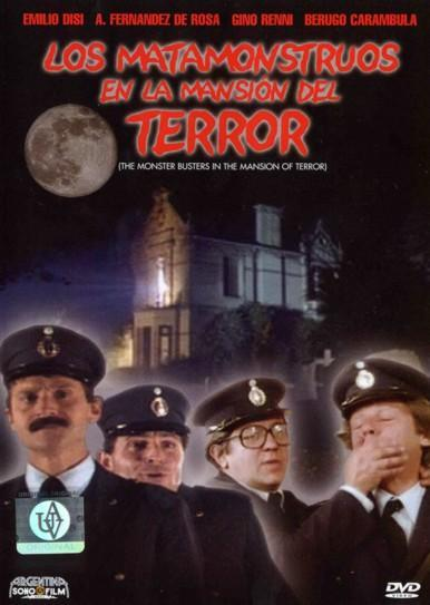 Los matamonstruos en la mansion del terror movie