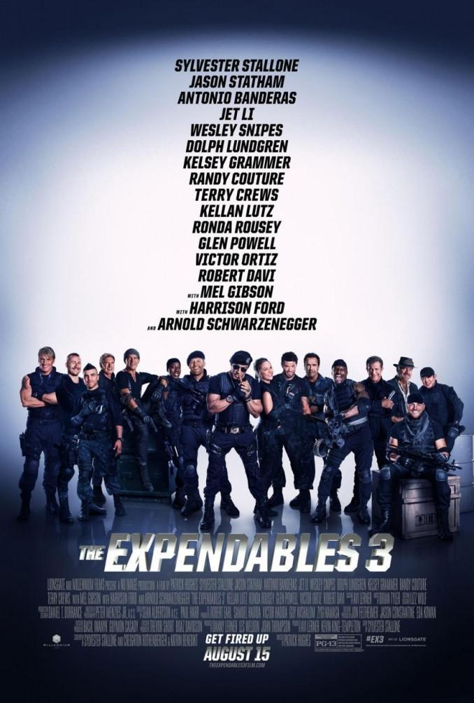 Ver The Expendables 3 Online (2014) Los Indestructibles 3