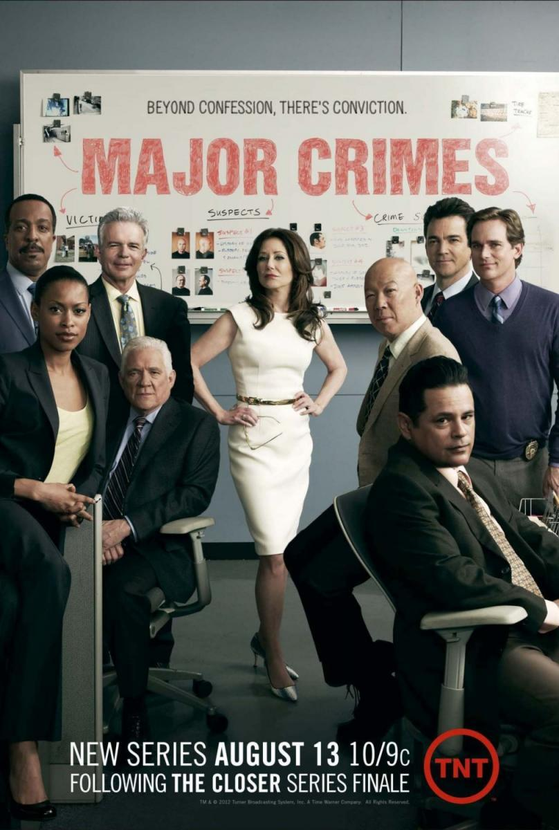 Major Crimes T 2 [HDiTunes][Castellano][11/19][Multi] Un Link / series