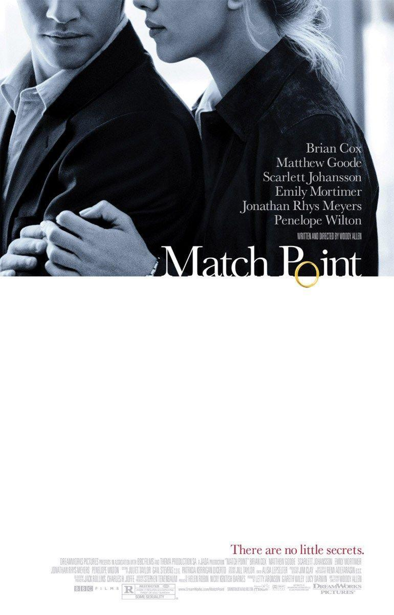 Match Point - Posters