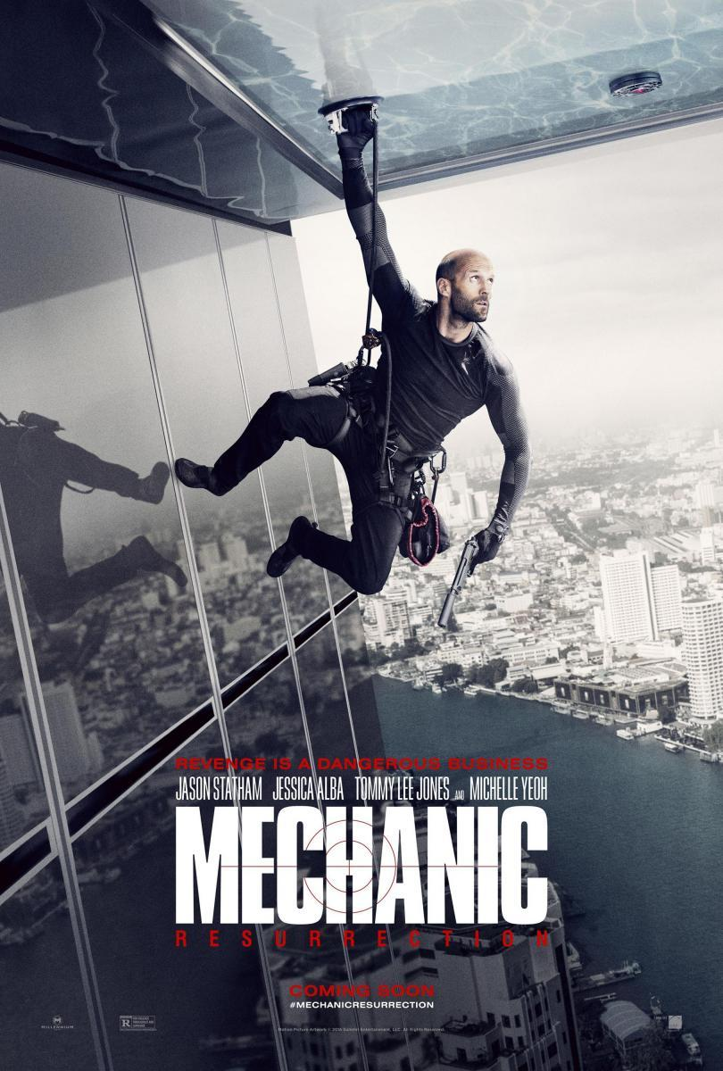 Mechanic: Resurrection (V.O.S) (2016)