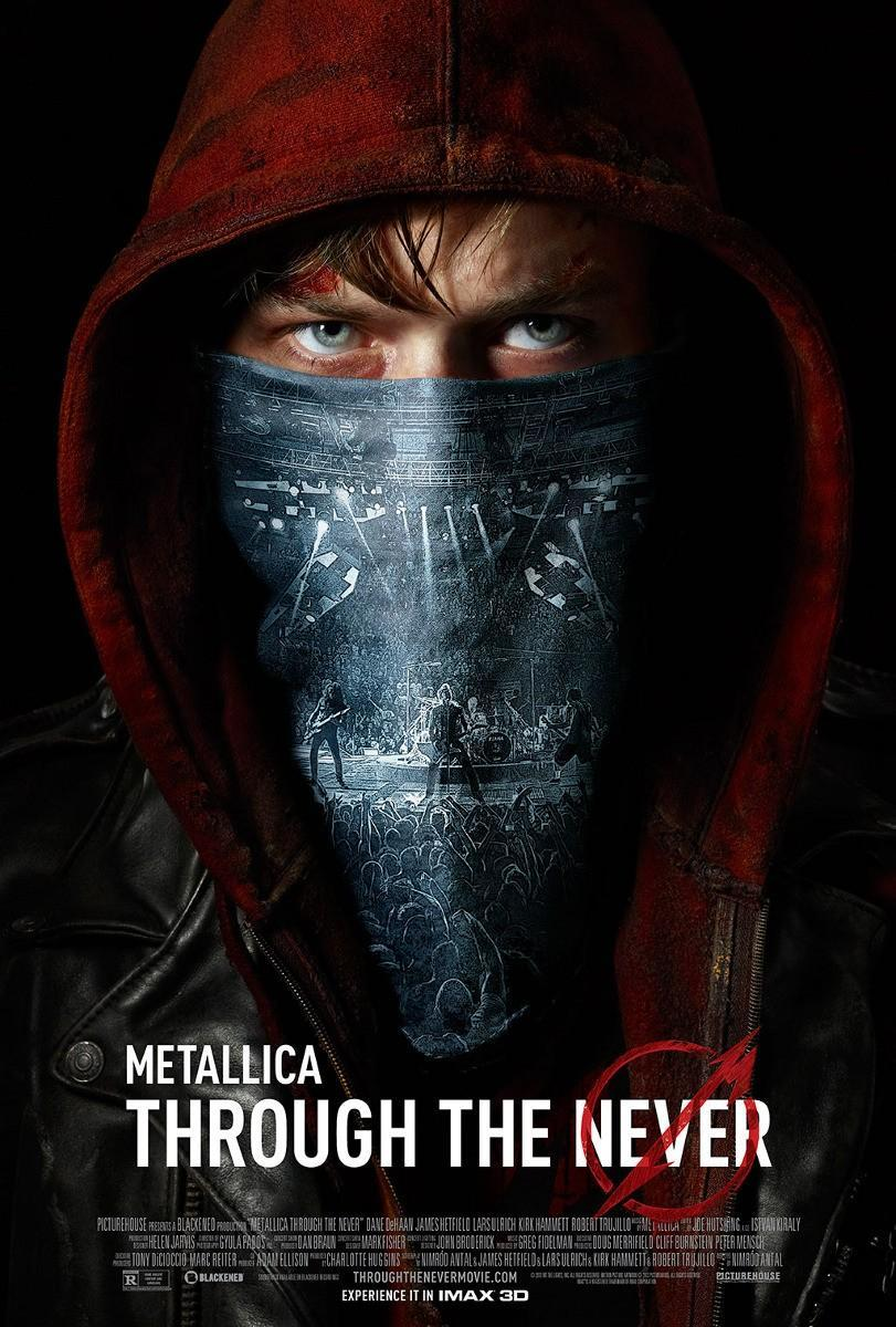 ver pelicula Metallica: Through the Never online gratis hd