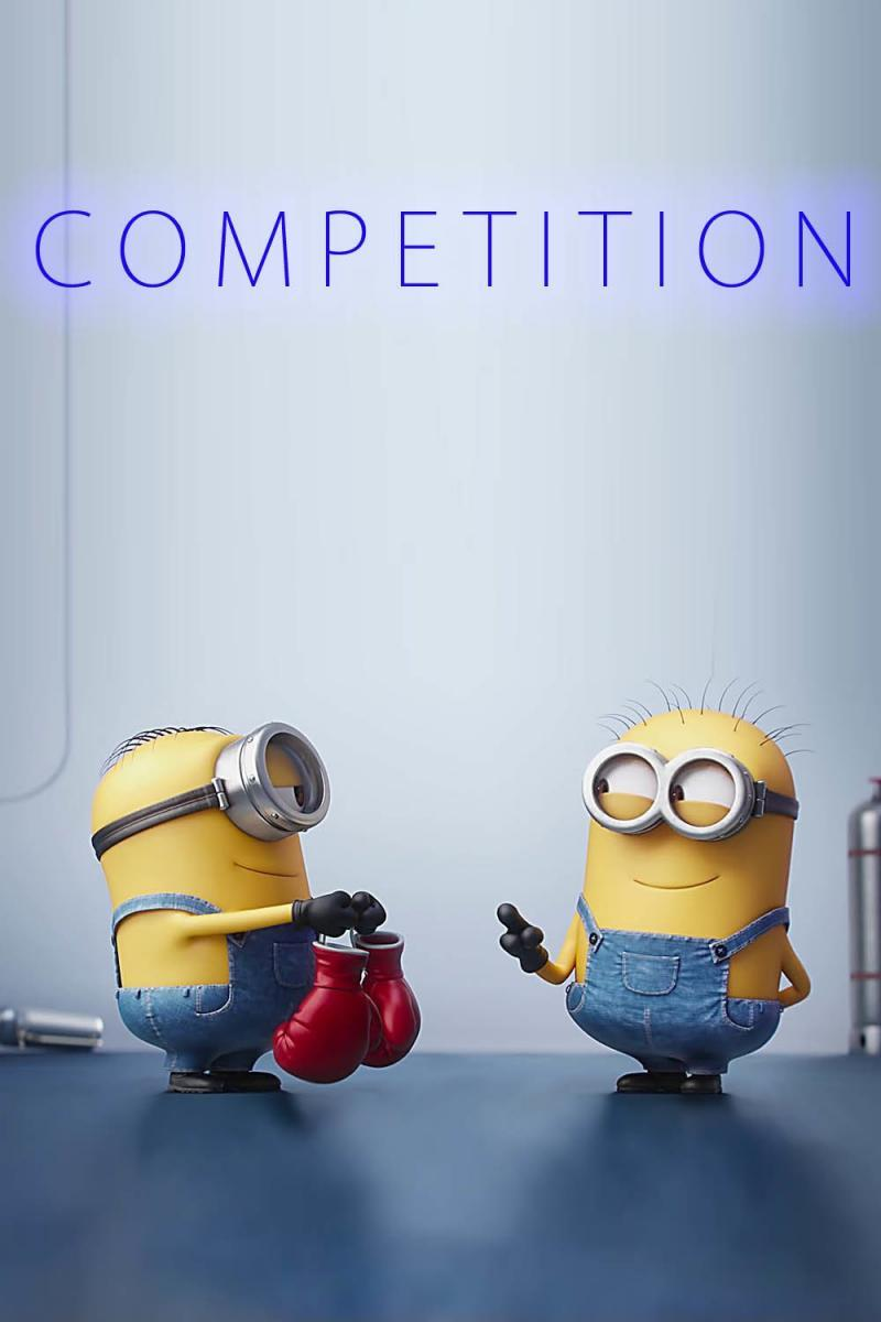 Minions The Competition