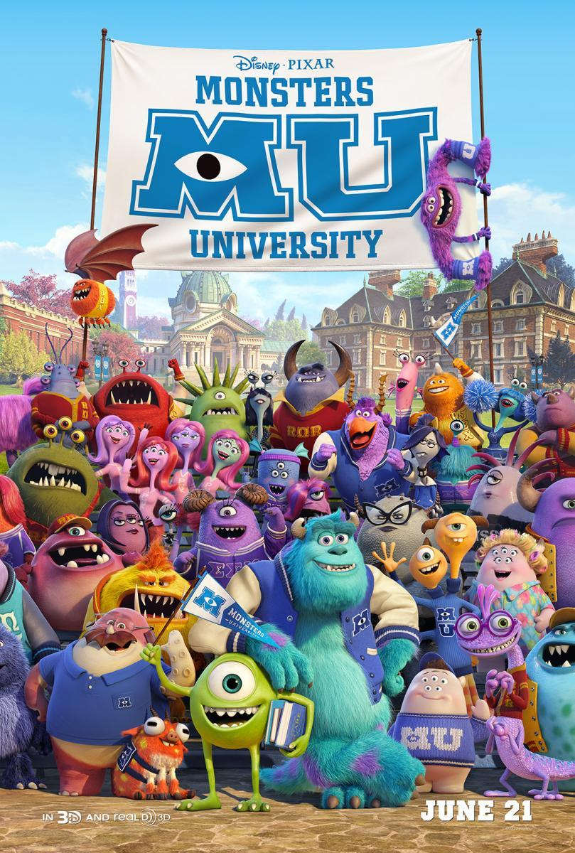 Pelicula: Monstruos University [TS Screener] [2013] [Castellano] (peliculas hd )