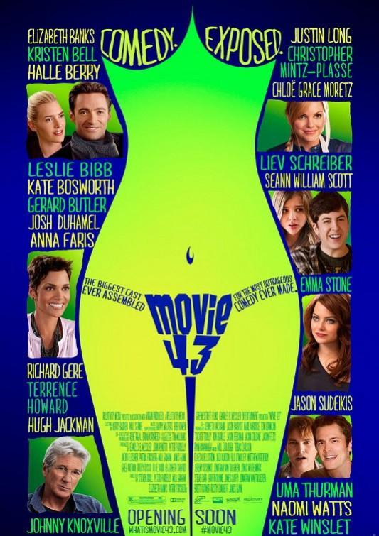 Movie 43 [DVD-RIP] [Español]