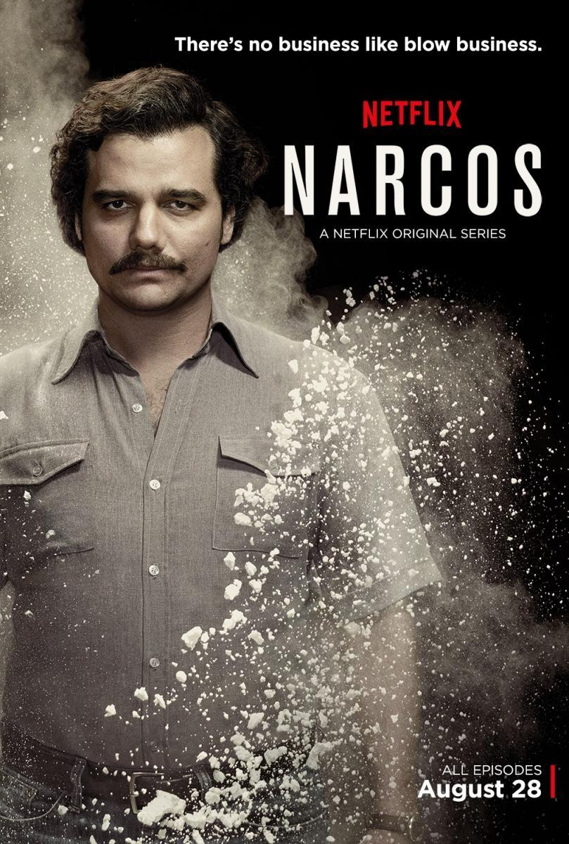 Narcos [Serie] [Capitulo 1 – 2 – 3 – 4 – 5 – 6 – 7 – 8 – 9 – 10] [1 Link] [MEGA]