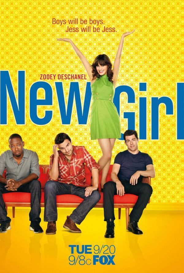 New Girl  3x13, 3x14 y 3x15 Esp Disponible