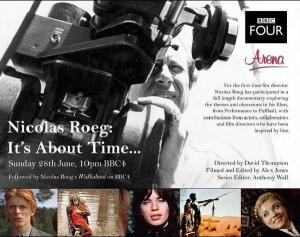 Nicolas Roeg - It's About Time (TV)
