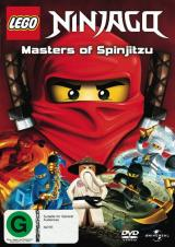 Ninjago: Masters of Spinjitzu (TV)
